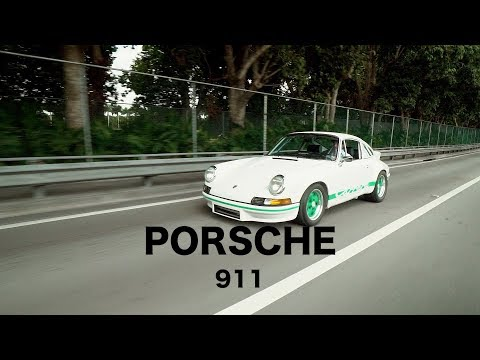 Video of '69 911 - O7T2