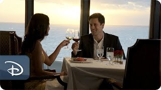 Disney Cruise Line: Just for Adults