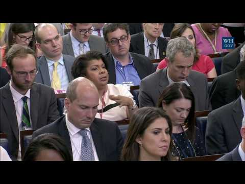 6/12/17: White House Press Briefing