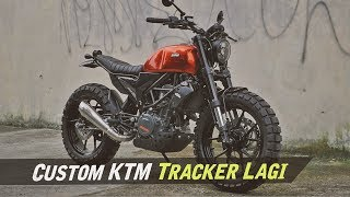 KTM Neo Tracker #AtenxKatros