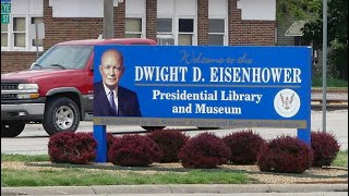 Dwight D. Eisenhower Presidential Library and Museum || Abilene, KS