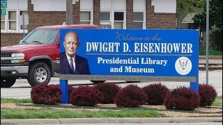 Dwight D. Eisenhower Presidential Library and Museum || Abilene, KS