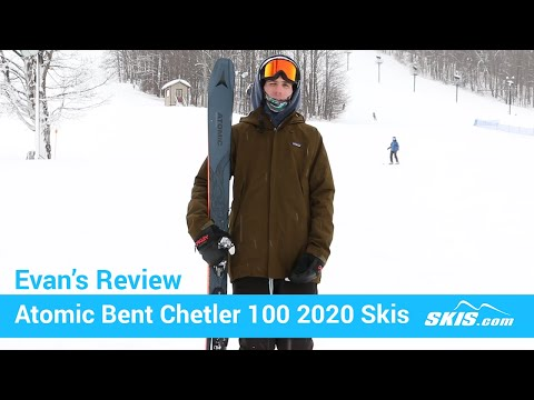 Video: Atomic Bent Chetler 100 Skis 2020 6 40