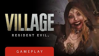 Resident Evil Village 4-minute Gameplay Reveal by GameTrailers