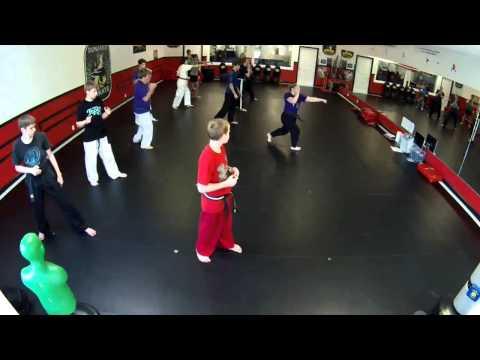 Online Karate Training - Fighting Reverse Punch Drills