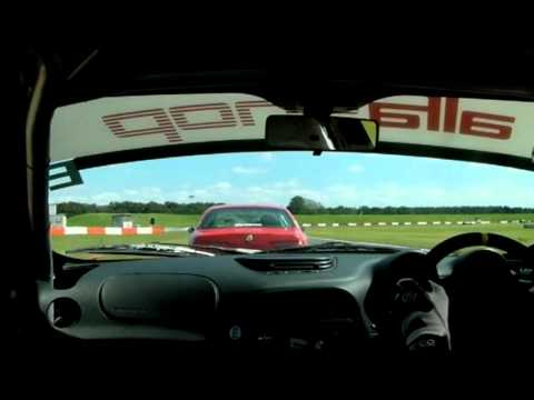 Snetterton 2012 – Race 2 – James Ford – Pt1