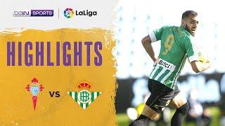 Celta Vigo 2-3 Real Betis Pekan 38