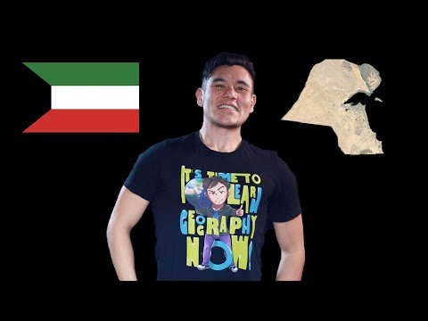 Kuvajt - Geography Now!