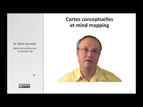 Vidéo Cartes conceptuelles et mind maps : pourquoi faire ?