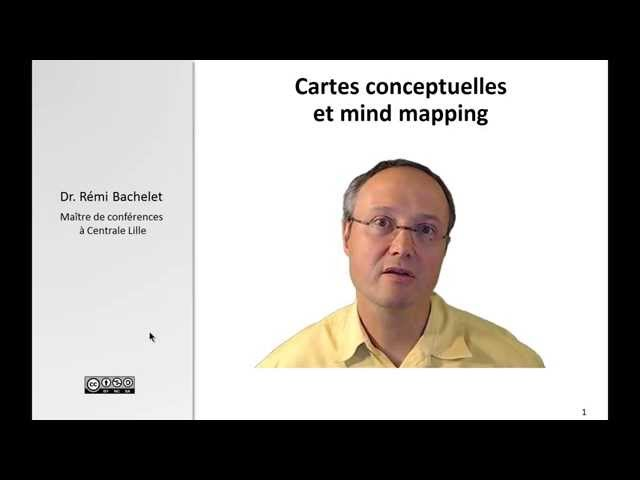 Introduction : cartes conceptuelles et mind maps : pourquoi faire ?