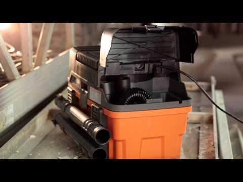 RIDGID WD4522 Pro Pack Wet/Dry Vacuum