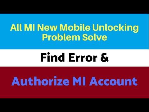 Mi 6 Pro Mi 5 Pro and all latest MI account Unlock by UMT