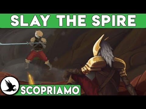 IL CAPOLAVORO CHE NON TI ASPETTI ► SLAY THE SPIRE Gameplay ITA [SCOPRIAMO]