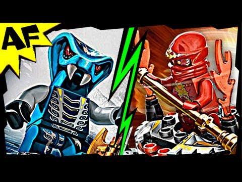 Vidéo LEGO Ninjago 9555 : Mezmo