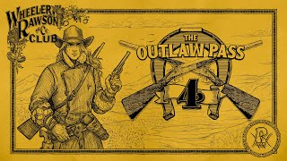 Red Dead Online: The Outlaw Pass No. 4