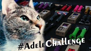 #adelechallenge Someone Like You Challenge | IWANTBIKE version