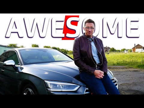 Audi S5   Reviewed   It's epic and you're gonna want one!