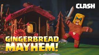 Gingerbread Mayhem!