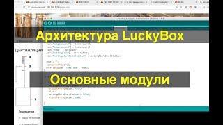Автоматика LuckyBox. Архитектура ПО. Часть 1.