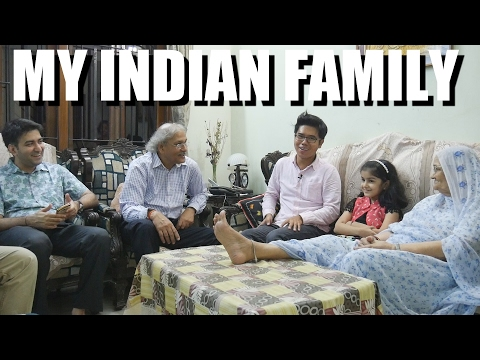 DELICIOUS INDIAN BUFFET and Four Generations Under 1 Roof. KOLKATA VLOG