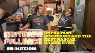 Important Questions and the Best NASCAR Names Ever - Shutdown Fullback: 4th Quarter thumbnail