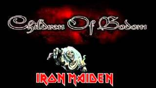 Children Of Bodom - Aces High (Iron Maiden)