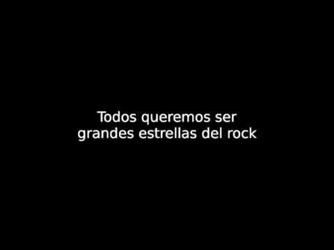 Rockstar (Traducción al español)