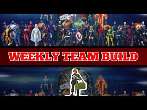 Weekly Team Build #3 - Rachel Cole Alves