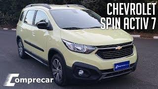 Avaliação: Chevrolet Spin Activ 7