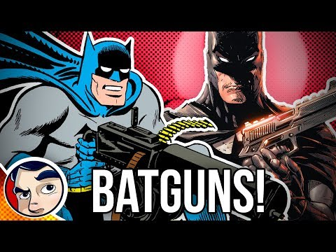 20 Times Batman Used a Gun! – RnBe