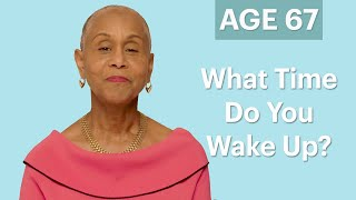 70 Women Ages 5-75: What Time Do You Wake Up In the Morning? | Glamour