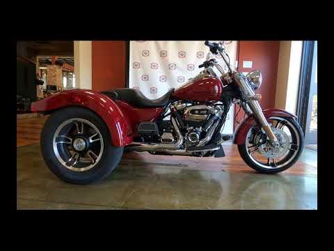 2020 Harley-Davidson Tri Freewheeler - Custom