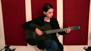 Rainsong CH-WS played by Liz DeYoe