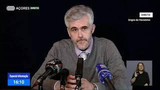 23/03: Ponto de Situação da Autoridade de Saúde Regional sobre Covid-19 nos Açores