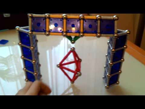 Super geomag trick! (Magnet rotation)