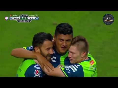 Resumen Monterrey vs Puebla 1-3 HD || 03 de marzo de 2018 || Todos los goles y mejores jugadas.