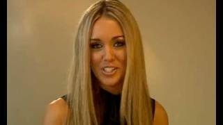 Miss World 2008 (Russia) Interview
