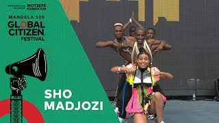 "Sho Madjozi Performs ""Huku"" 