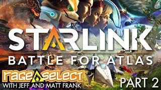 Starlink: Battle For Atlas feat STAR FOX - The Dojo (Let's Play) Part 2