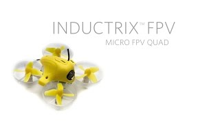 Blade Inductrix® FPV Drone RTF and BNF