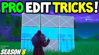 How To Build Fast In Fortnite Ps4 Builder Pro Settings Season 8 Th