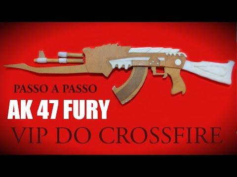 Como fazer AK47 Fury CROSSFIRE - PARTE 5