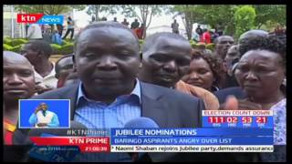 KTN Prime full bulletin part one: Isaac Ruto joins NASA - 18th April,2017