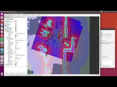 Non-GPS navigation with Google Cartographer SLAM & ArduPilot