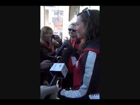 Maelle Ricker Media Interview