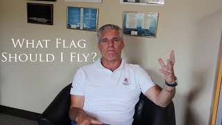 How Should I Flag my Boat?