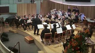 RNCM Brass Band: Diversions on a Bass Theme (George Lloyd)