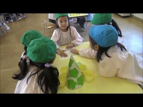 笠間 友部 ともべ幼稚園 子育て情報「みそ汁パーティー(年長)」