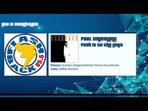 Paul Engemann - Push It to the Limit