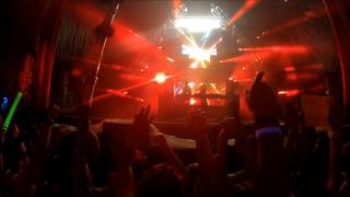 Above & Beyond at Electric Forest 2013